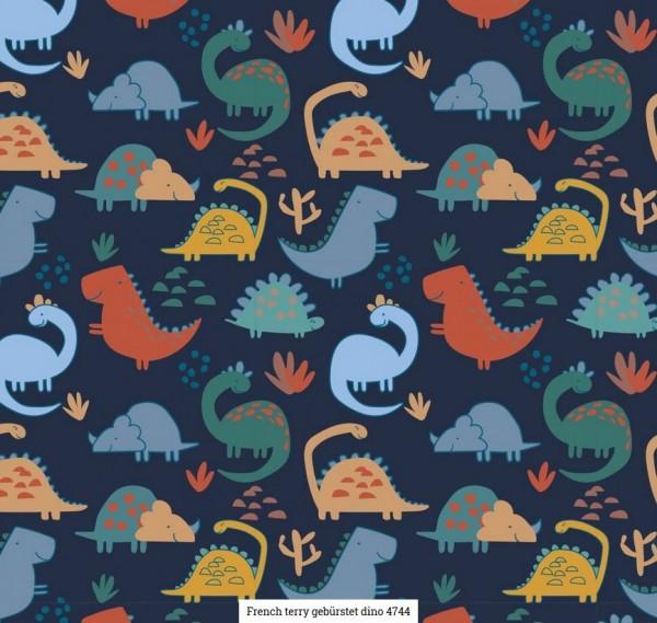 FT-Brushed Druck Dino Artikelnr.:SL4744-8