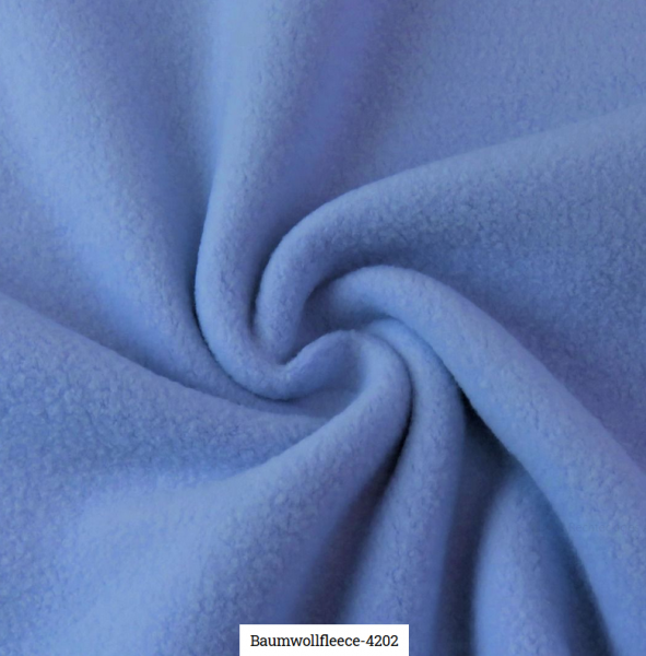 Lammfleece Dunkelblau Artikelnr.:SL4202-309