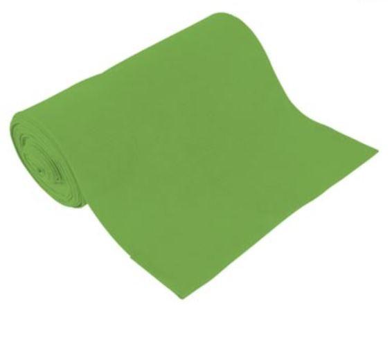 BIO Bündchen Uni Froschgrün