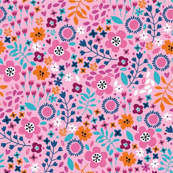 Blumenmuster I