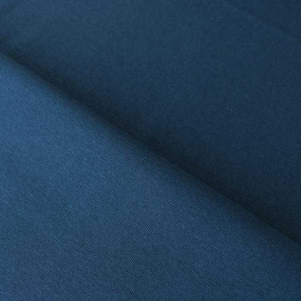 Bündchen Uni Petrol-Blau