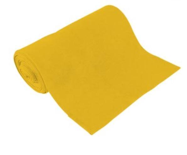 BIO Bündchen Uni Gelb