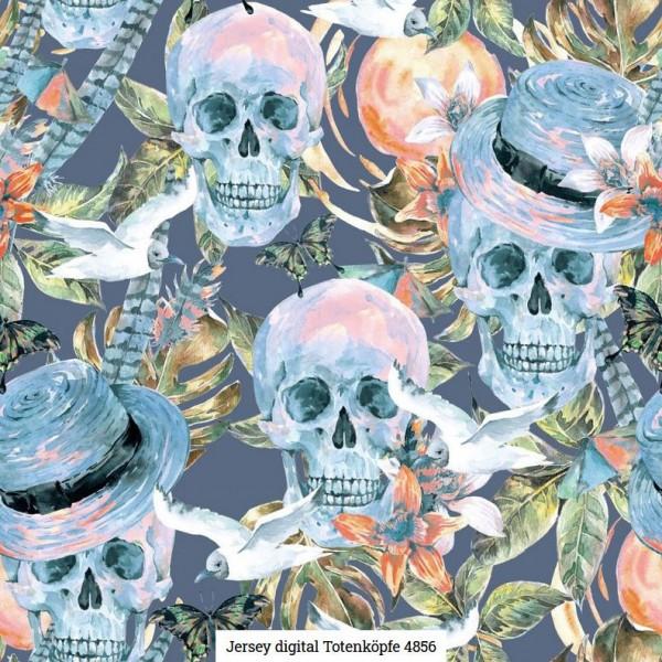 Jersey Digital Totenkopf Artikelnr.:SL4856-1107