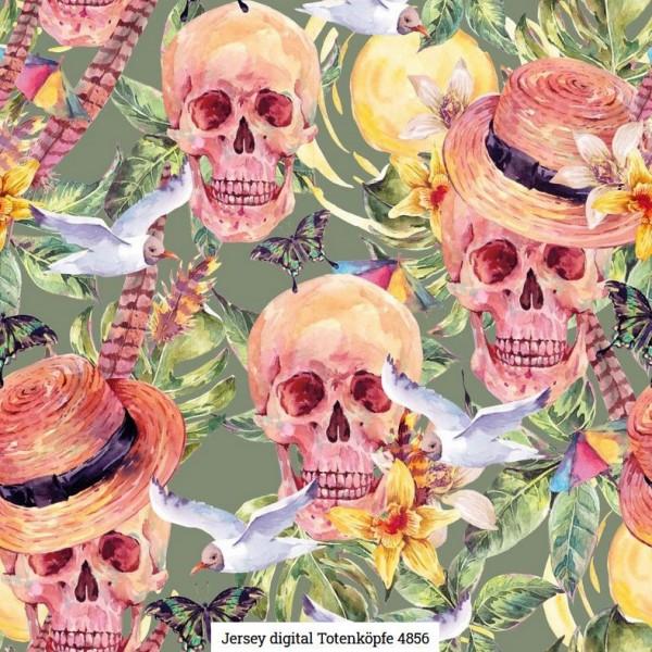 Jersey Digital Totenkopf Artikelnr.:SL4856-1121