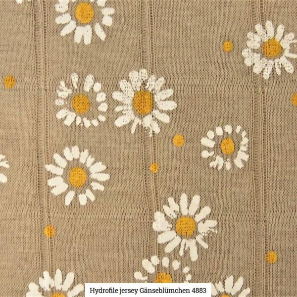 Musselin Druck Daisy Artikelnr.:SL4883-552