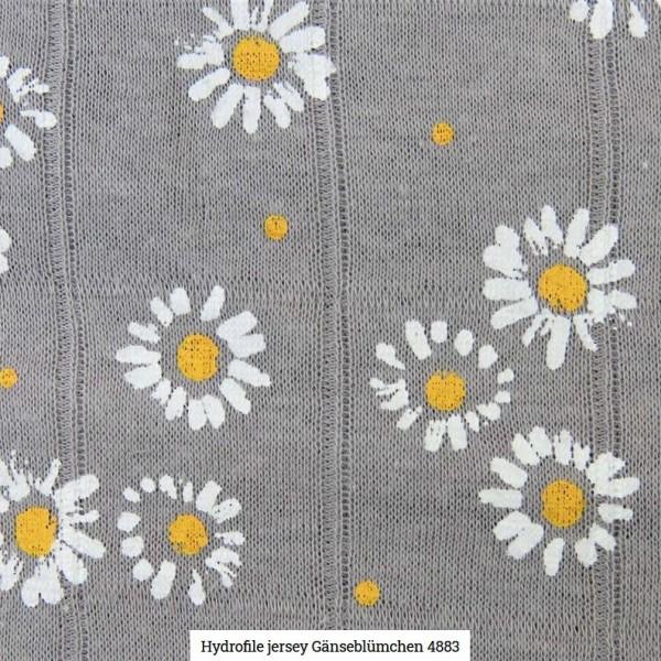 Musselin Druck Daisy Artikelnr.:SL4883-1264