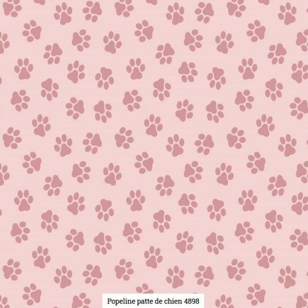 Popeline Druck Pfote Artikelnr.:SL4898-1213