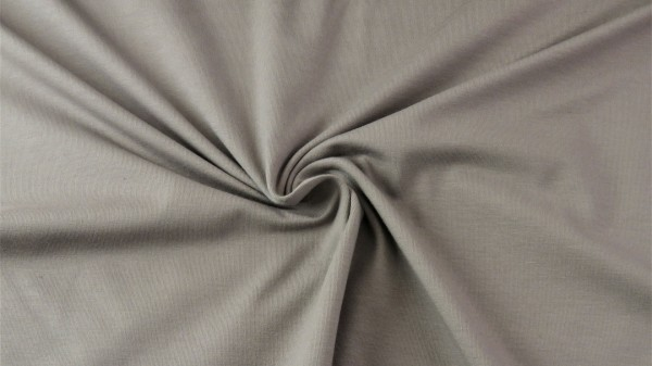 Jersey Uni Fashion Color Taupe