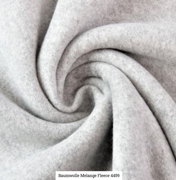 Baumwoll Melange Grau Artikelnr.:SL4459-1264