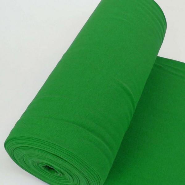 Bündchen Uni Grün Artikelnr.:1191-25