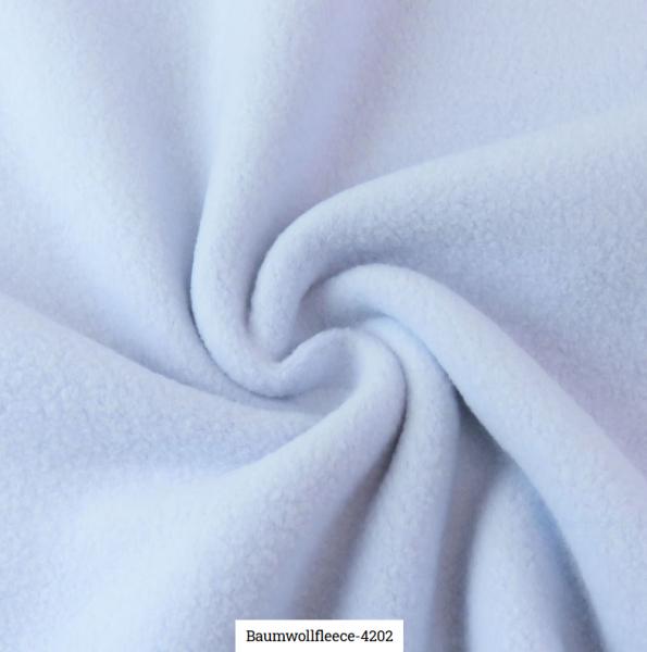 Lammfleece Hellblau Artikelnr.:SL4202-1