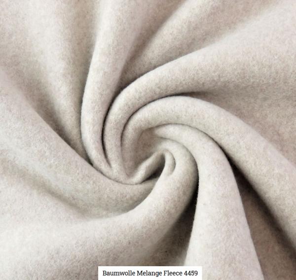Baumwoll Mel. Dunkelbeige Artikelnr.:1450-651