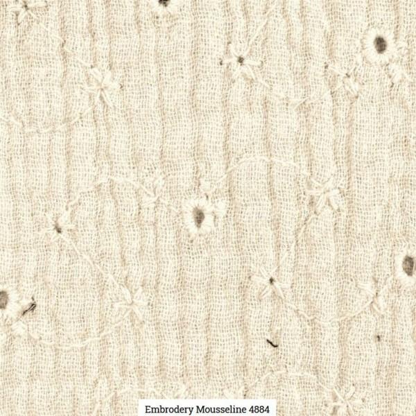 Embrodery Musselin Artikelnr.:SL4884-51