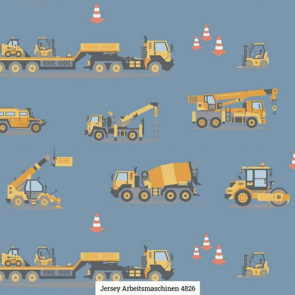 Jersey Arbeitsmaschinen Artikelnr.:SL4826-1101