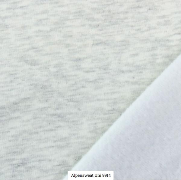Alpensweat Uni Ecru Artikelnr.:SL9941-151