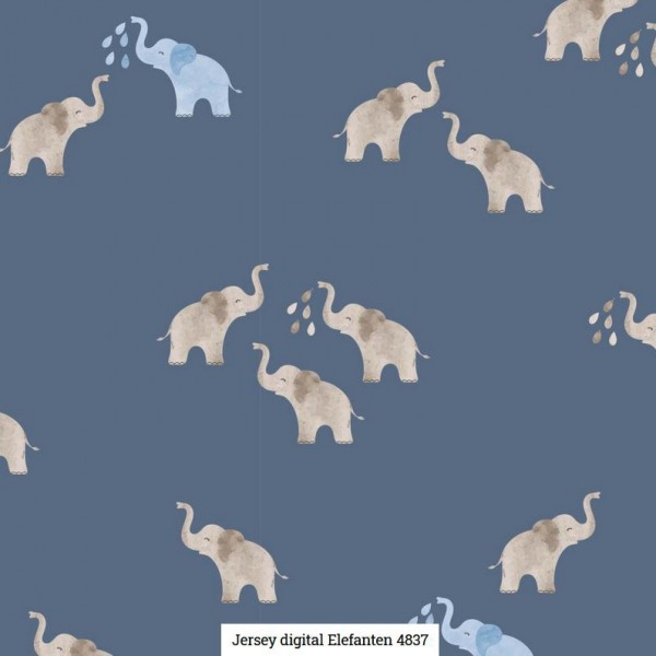 Jersey Digital Elephant Artikelnr.:SL4837-1107