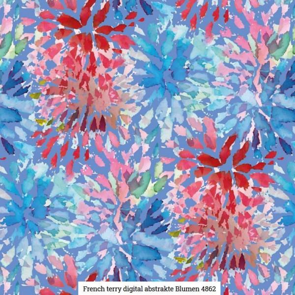 FT-Digital Abstract Flowers Artikelnr.:SL4862-1405