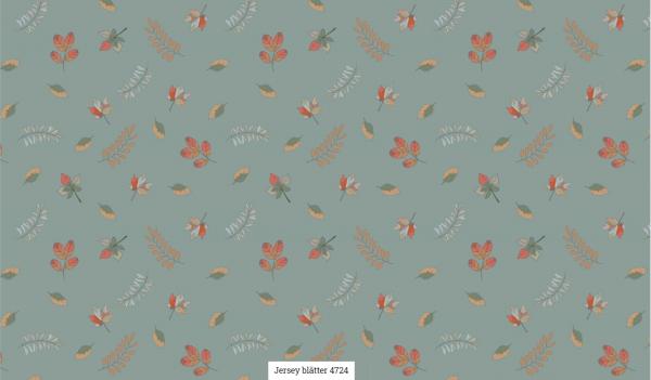 Jersey Blätter Artikelnr.:SL4724-126