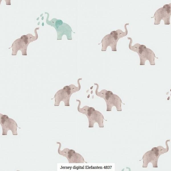 Jersey Digital Elephant Artikelnr.:SL4837-51