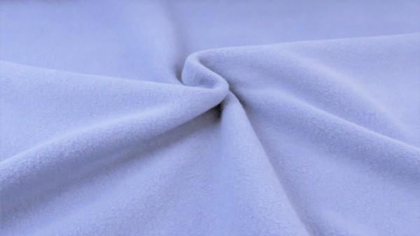 Baumwollfleece Jeans Blau