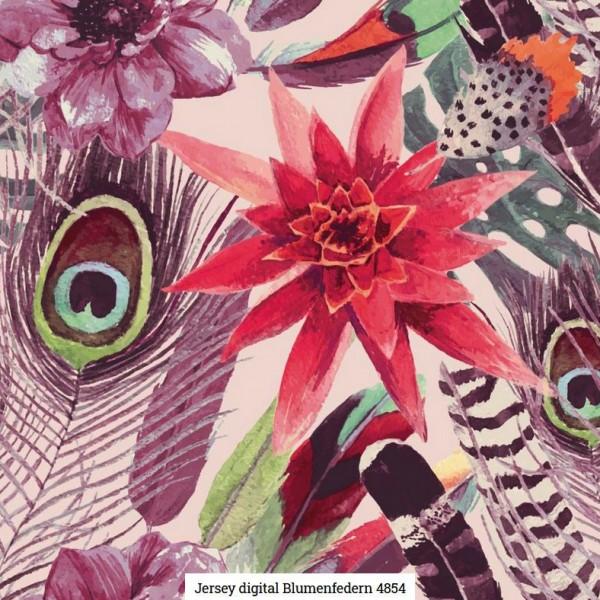 Jersey Digital Flora Artikelnr.:SL4854-1613