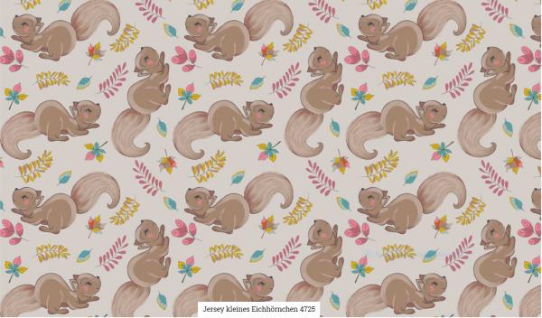 Jersey Eichhörnchen Artikelnr.:SL4725-652