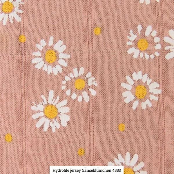 Musselin Druck Daisy Artikelnr.:SL4883-1611