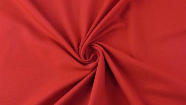 Jersey Uni Fashion Color Rot