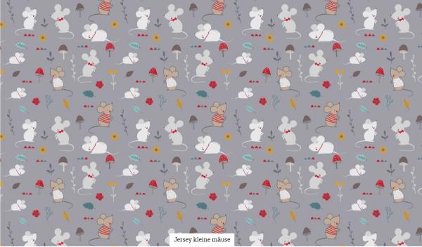Jersey kleine Mäuse Artikelnr.: SL4721-1264