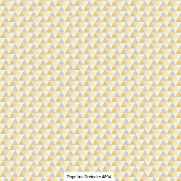 Popeline Druck Dreiecke Artikelnr.:SL4894-1634