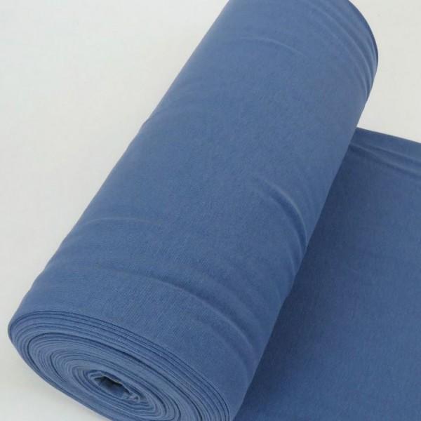 Bündchen Uni Jeansblau Artikelnr.:1191-401