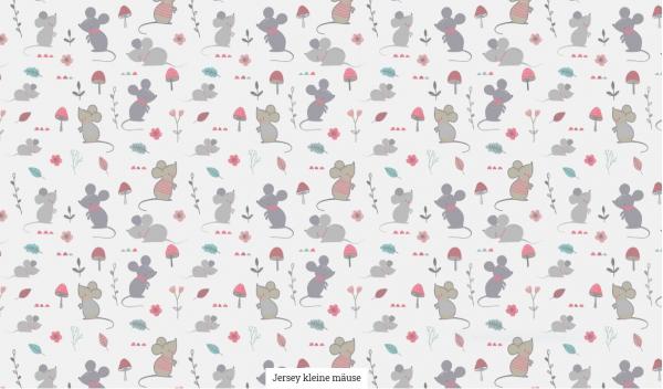Jersey kleine Mäuse Artikelnr.: SL4721-51