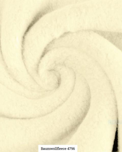 Doppel Fleece Naturfarben Artikelnr.:SL4796-51
