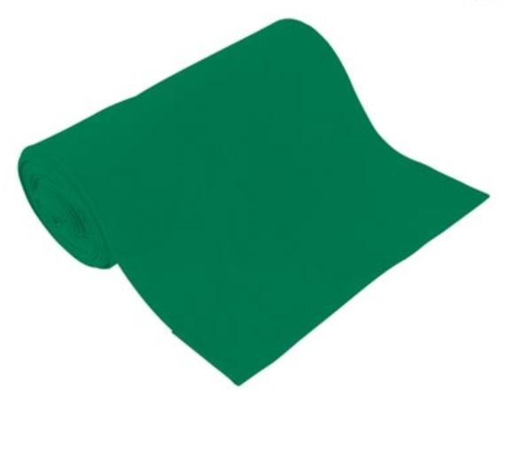 BIO Bündchen Uni Blattgrün