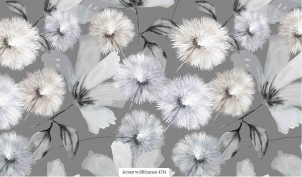 Jersey Digi Wildblumen Artikelnr.:SL4714-764