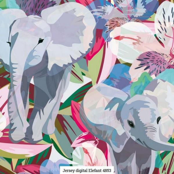 Jersey Digital Elefant Artikelnr.:SL4853-1262