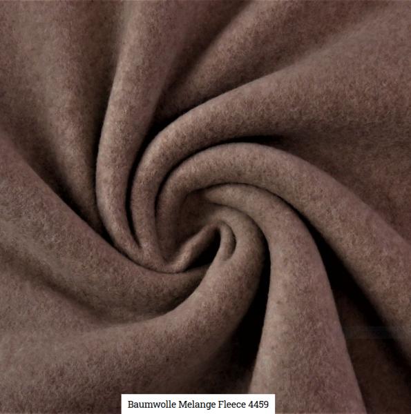 Baumwoll Melange Taupe Artikelnr.:SL4459-1353