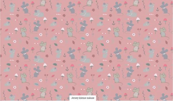 Jersey kleine Mäuse Artikelnr.: SL4721-1413