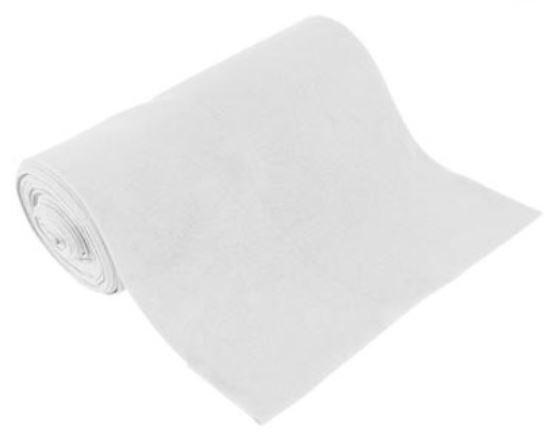 BIO Bündchen Uni Weiß
