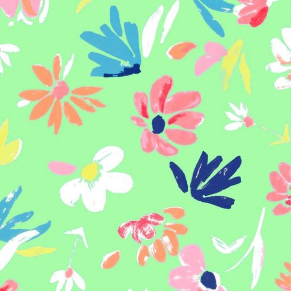Jersey Digital Blumen Artikelnr.:20194-324