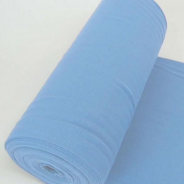 Bündchen Uni Hellblau Artikelnr.:1191-1