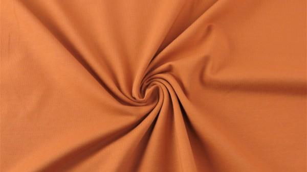 Jersey Uni Fashion Color Brique