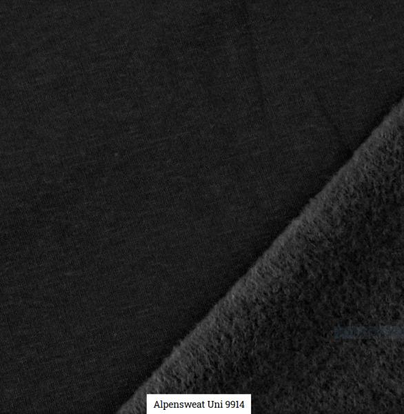 Alpensweat Uni Schwarz Artikelnr.:SL9941-69