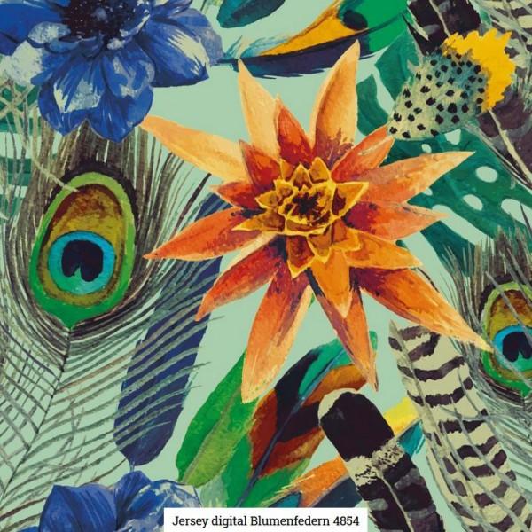 Jersey Digital Flora Artikelnr.:SL4854-1622