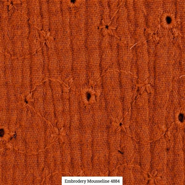 Embrodery Musselin Artikelnr.:SL4884-1338