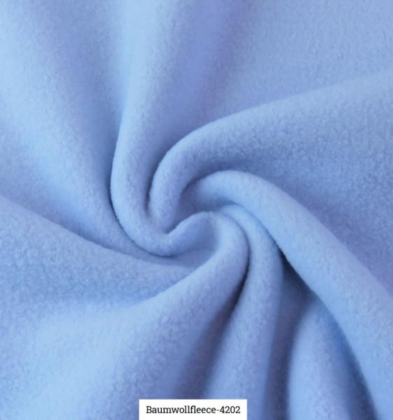 Lammfleece Jeans Blau Artikelnr.:SL4202-401