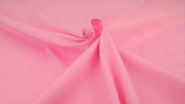 Popeline Uni Rosa