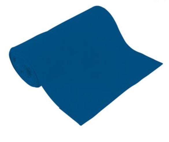 BIO Bündchen Uni Blau