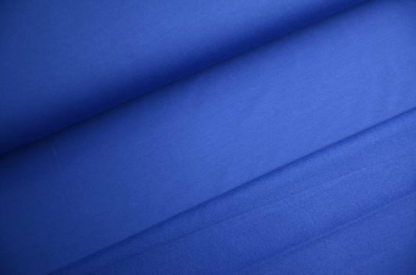 French Terry Aufgeraut Uni D.Jeans