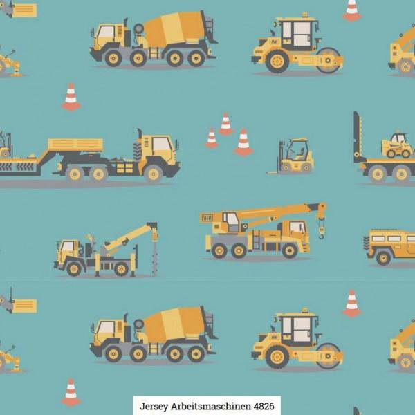 Jersey Arbeitsmaschinen Artikelnr.:SL4826-1103